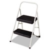 Cosco Cosco® Two-Step Folding Step Stool CSC 11135CLGG1