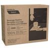 napkins and kitchen roll towels: Cascades North River® Single Serve Napkins