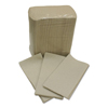 kitchen towels and napkins and napkin dispensers: Cascades Privilege® Moka® DRC Napkins/Guest Hand Towels