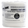 cleaning chemicals, brushes, hand wipers, sponges, squeegees: Cascades Monk™ Disinfectant Wet Wipes