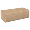 "Select Multifold Towels, 8.1"" x 9.45"", Natural, 250/PK, 16 Pack/CT"
