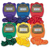 Physical Education Equipment Stopwatches Timers: Champion Sports Stopwatch Set