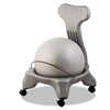 ergonomic: Champion Sports FitPro Ball Chair