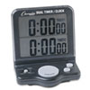 Physical Education Equipment Stopwatches Timers: Champion Sports Dual Timer/Clock