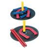 Champion Sport Champion Sports Indoor/Outdoor Rubber Horseshoe Set CSI IHS1