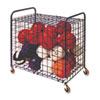 Champion Sport Champion Sports Lockable Ball Storage Cart CSI LFX