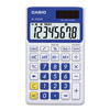 Office Machines: Casio® SL-300SVBE Handheld Calculator