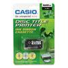 Casio Casio TR18BK Thermal Ink Ribbon Cartridge, Black CSO TR18BK
