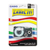 Casio Casio® Tape Cassette for KL Label Makers CSO XR18WES