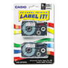 Casio Casio® Tape Cassette for KL Label Makers CSO XR9SR2S