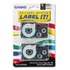 Casio Casio® Tape Cassette for KL Label Makers CSO XR9WE2S