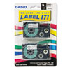 Casio Casio® Tape Cassette for KL Label Makers CSO XR9X2S