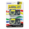 Casio Casio® Tape Cassette for KL Label Makers CSO XR9YW2S