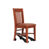 Mobility Aids Furniture Aids: ComforTek - Titan Wood Chair w/Royal-EZ Attachment