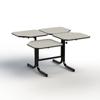 ComforTek Adjustable Table CTT TBL-4-2-2-60-503