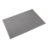 Crown Mats Crown Ribbed Vinyl Anti-Fatigue Mat CWNFL3610GY
