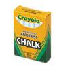 Crayola Crayola® Anti-Dust® Chalk CYO 501402
