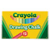 Crayola Crayola® Colored Drawing Chalk CYO 510403