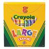 Writing Supplies: Crayola® Large Crayons
