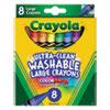Crayola Crayola® Washable Crayons CYO 523280