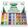 Crayola Crayola® Crayons and Markers Combo Classpack® CYO 523349