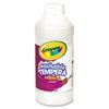Crayola Crayola® Artista II® Washable Tempera Paint CYO 543115053
