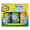 Crayola Crayola® Washable Fingerpaint Pack CYO 551311