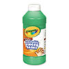 Crayola Crayola® Washable Fingerpaint CYO 551316044