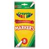 markers: Crayola® Non-Washable Marker