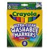 Crayola Crayola® Classic Colors Washable Marker CYO 587808