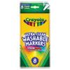 Crayola Crayola® Classic Colors Washable Marker CYO 587809