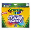 markers: Crayola® Washable Markers
