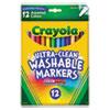 markers: Crayola® Washable Markers