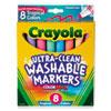 Crayola Crayola® Tropical Color Washable Markers CYO 587816