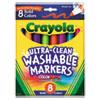 Crayola Crayola® Bold Colors Washable Marker CYO 587832