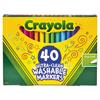 Crayola Crayola® Ultra-Clean Washable™ Classic Markers CYO 587861