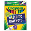 markers: Crayola® Extreme Color Marker
