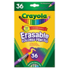 Crayola Crayola® Erasable Color Pencil Set CYO 681036