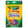 Sky-products: Crayola® Erasable Color Pencil Set