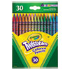 Crayola Crayola® Twistables® Colored Pencils-30-Pack CYO 687409