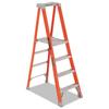 ladders: Louisville Ladder Fiberglass Pro Platform Step Ladder