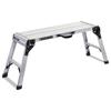 ladders: Aluminum Mini Working Platform Step Stool