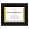 Dax DAX® Hardwood Finish Document/Certificate Frame DAX 1511TB