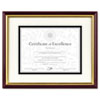 Dax DAX® Two-Tone Document/Certificate Frame DAX 2703S2RX