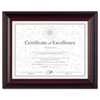 Dax DAX® Two-Tone Rosewood/Black Document Frame DAX N15786NT