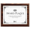 Dax DAX® Award Plaque with Clear Front Cover DAX N15818T