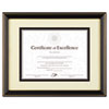 Dax DAX® Gold-Trimmed Document Frame DAXN2709S6T