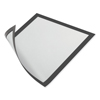 Durable Office Products Durable® DURAFRAME® Magnetic Sign Holder DBL 472101