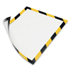 Durable Office Products Durable® DURAFRAME® Security Magnetic Sign Holder DBL 4772130