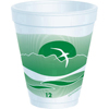 Dart Horizon® Hot/Cold Foam Drinking Cups DCC 12J16H